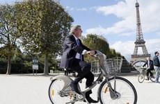 Pháp: Paris tiến gần hơn đến mục tiêu trở thành 'thủ đô xe đạp'