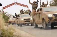 Lực lượng SDF triển khai chiến dịch chống IS tại miền Đông Syria