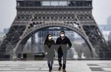 Pháp xử phạt người không đeo khẩu trang tại các điểm công cộng