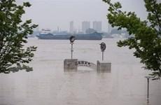 Trung Quốc nâng ứng phó với lũ tại sông Hoài lên mức cao nhất
