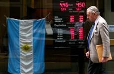 Đàm phán tái cơ cấu nợ cho Argentina lại lún sâu vào bế tắc