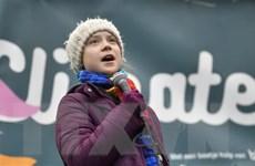 Greta Thunberg dùng tiền thưởng để thúc đẩy bảo vệ môi trường
