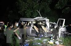 Vụ tai nạn ở Bình Thuận: Các xe chạy trong giới hạn tốc độ cho phép