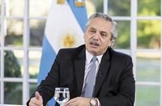 Tổng thống Argentina kêu gọi các chủ nợ nước ngoài chia sẻ khó khăn