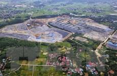 Đẩy nhanh tiến độ đền bù cho người dân thuộc vùng bãi rác Nam Sơn