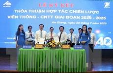 VNPT sẽ triển khai mạng 5G tại 11 trung tâm huyện ở An Giang