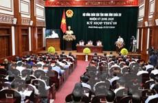 Kỳ họp HĐND tỉnh Ninh Bình: Chất vấn việc triển khai các dự án lớn