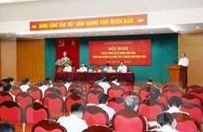 Bảo đảm vai trò lãnh đạo, định hướng của Đảng về kinh tế