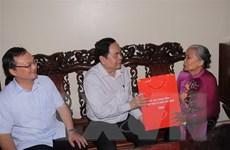 Ông Trần Thanh Mẫn: Hưng Yên cần tiếp tục chăm lo cho người có công