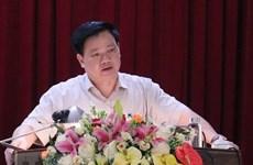 Thái Bình lên tiếng chính thức về việc bổ nhiệm ông Nguyễn Khắc Thận