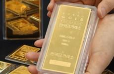 Giá vàng đi xuống sau khi Fed cam kết hỗ trợ nền kinh tế Mỹ