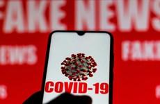 Phát hiện trường hợp đăng tin thất thiệt trên Zalo về dịch COVID-19