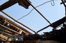 Hậu Giang: 3 nhà bị sập, 3 nhà bị tốc mái do mưa to kèm theo dông lốc