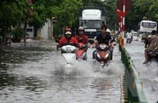 Bắc Bộ đề phòng lũ quét, sạt lở đất, Hà Nội có nơi mưa rất to