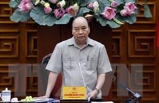 Thủ tướng Nguyễn Xuân Phúc: Không để nền kinh tế tăng trưởng âm
