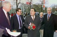 Chính trị gia đoạt giải Nobel Hòa bình John Hume qua đời