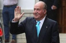 Cựu vương Tây Ban Nha Juan Carlos quyết định sống lưu vong