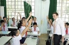 Hoa Kỳ sẽ đưa tình nguyện viên đến Việt Nam dạy tiếng Anh