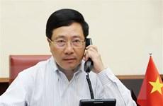 Việt Nam-Hoa Kỳ trao đổi biện pháp ứng phó với dịch COVID-19