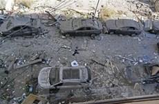 Việt Nam sẵn sàng bảo hộ công dân sau vụ nổ ở thủ đô của Liban