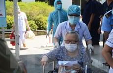 Bệnh viện C Đà Nẵng: Thắp lên ngọn lửa niềm tin đẩy lùi COVID-19