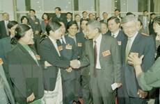Nguyên Tổng Bí thư Lê Khả Phiêu và công tác xây dựng Đảng
