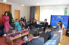 Đại sứ quán Việt Nam tại Thụy Sĩ chủ trì họp Ủy ban ASEAN tại Bern