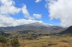 Núi lửa Nevado del Ruiz ở Colombia gia tăng hoạt động địa chấn