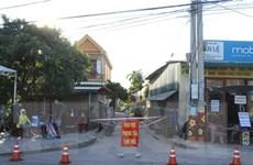 Bệnh viện Đa khoa Quảng Trị tạm dừng tiếp nhận người đến khám bệnh