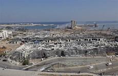 Vụ nổ ở Beirut: IMF sẵn sàng tăng gấp đôi nỗ lực hỗ trợ Liban