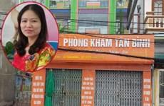 Thái Bình: Khởi tố nữ bác sỹ đầu độc cháu nội bị bại não bẩm sinh