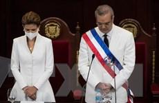 Tổng thống Cộng hòa Dominicana Luis Abinader tuyên thệ nhậm chức