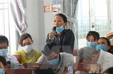 Giải quyết chính sách cho các hộ dân gần khu xử lý rác Nghĩa Kỳ