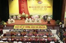 Hà Nội tổ chức thành công đại hội đảng bộ cấp trên cơ sở