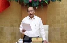 Thủ tướng: Đẩy mạnh giải ngân hết số vốn còn lại ở các bộ, ngành