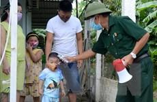 'Hậu phương' vững chắc trong phòng, chống dịch COVID-19 ở Đà Nẵng