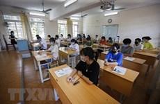 Kỳ thi tốt nghiệp THPT đợt 2 chính thức diễn ra từ ngày 2-4/9
