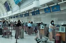 Đưa gần 320 công dân Việt Nam từ Canada về nước an toàn