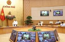 Thủ tướng: Tiếp tục chung sống, chiến đấu trường kỳ với dịch bệnh