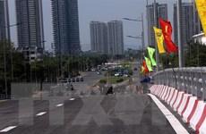 Những cầu vượt 'xóa' điểm đen ùn tắc giao thông ở Hà Nội
