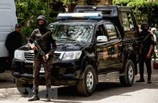 Ai Cập tiêu diệt gần 80 phần tử khủng bố, xóa sổ các kho chứa chất nổ