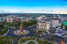 Cà Mau - thành phố trẻ cực Nam từng bước vươn mình bứt phá