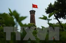 [Photo] Không khí vui tươi trong ngày Tết Độc lập tại Hà Nội