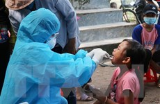 Đắk Lắk ghi nhận ca bạch hầu đầu tiên tại thành phố Buôn Ma Thuột
