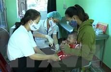 TP.HCM đảm bảo 95% số trẻ em được tiêm chủng vắcxin bạch hầu