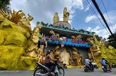 Thay trụ trì chùa Kỳ Quang 2 sau vụ tro cốt gửi tại chùa bị đảo lộn