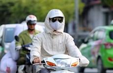 Từ 6/9, nắng nóng diện rộng tại các tỉnh từ Thanh Hóa đến Phú Yên