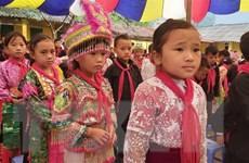 Học sinh vùng cao ở Hà Giang náo nức bước vào năm học mới