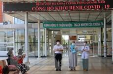 Thêm 24 bệnh nhân COVID-19 được công bố khỏi bệnh, xuất viện