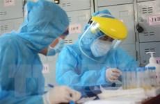 Lấy mẫu xét nghiệm SARS-CoV-2 đối với người rời Đà Nẵng đến TP.HCM